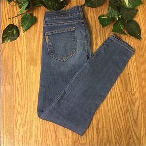 Paige Verdugo Skinny Med Washed Jeans 27